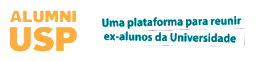 clique, para acessar a plataforma Alumni USP