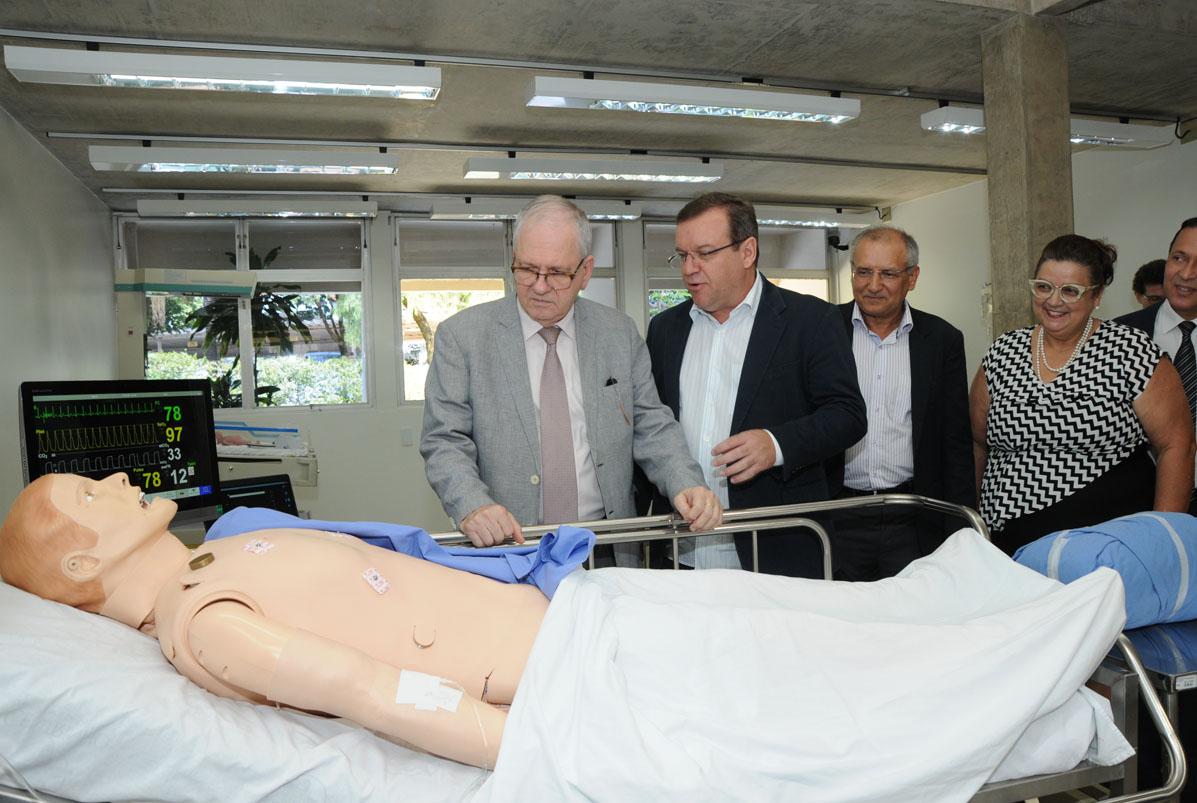 Campus de Bauru inaugura nova infraestrutura