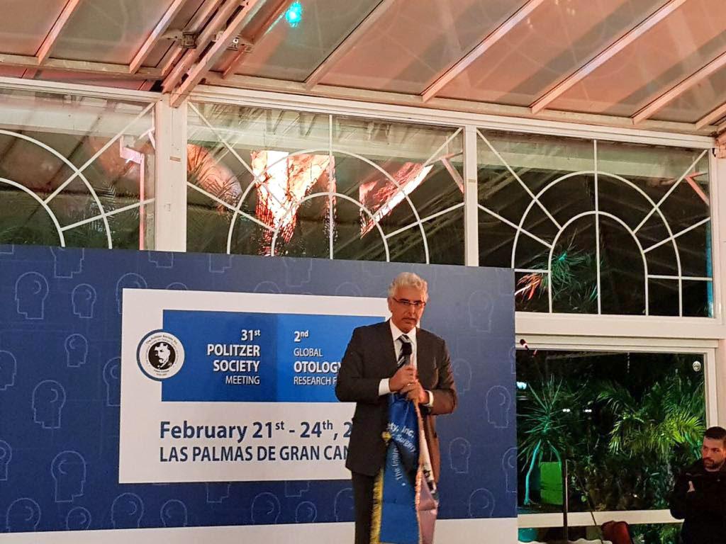 Professor da USP-Bauru assume presidência da Politzer Society