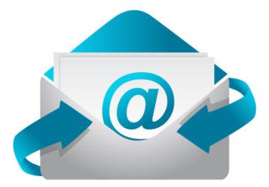 Paciente: mantenha seu e-mail sempre atualizado!