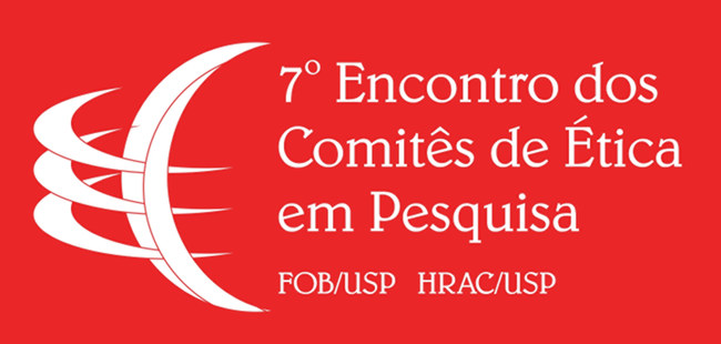 <em>7º Encontro dos Comitês de Ética em Pesquisa • 22 de outubro de 2018</em>