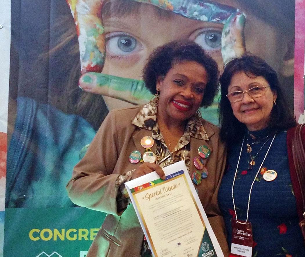 USP-Bauru é duplamente premiada no congresso internacional Brain Connection
