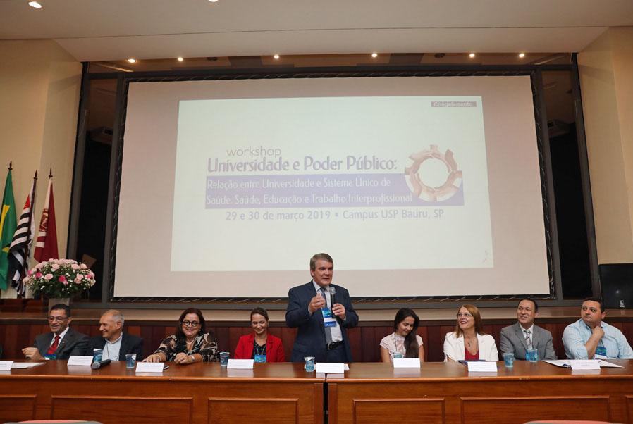 Workshop debate cooperação entre universidade e poder público