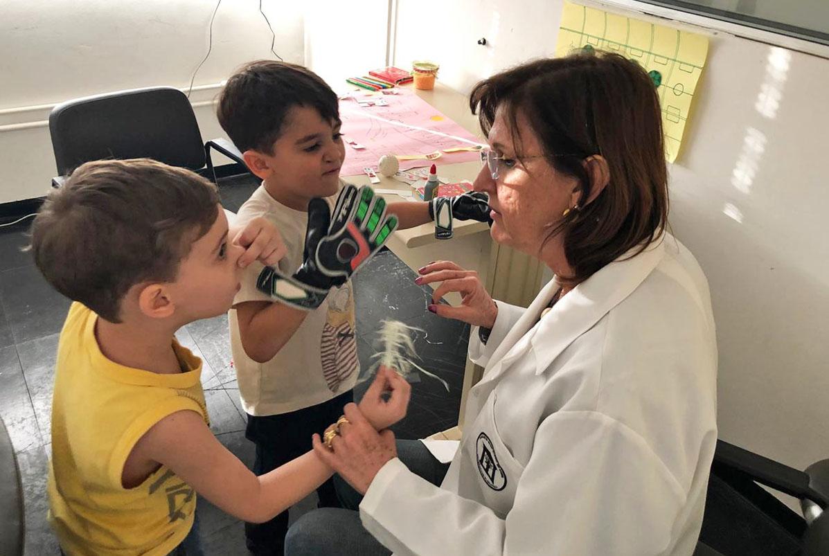 Fonoterapia intensiva favorece reabilitação da fala e é diferencial na formação