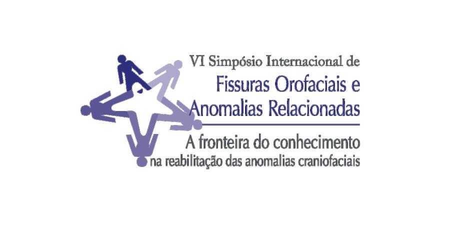 <strong>VI Simpósio Internacional de Fissuras Orofaciais e Anomalias Relacionadas • 25 e 26 de outubro de 2019</strong> • <em>Inscrições GRATUITAS!</em>