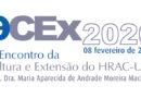 <em>5º Encontro da Cultura e Extensão do HRAC-USP • 08 de fevereiro de 2020</em>