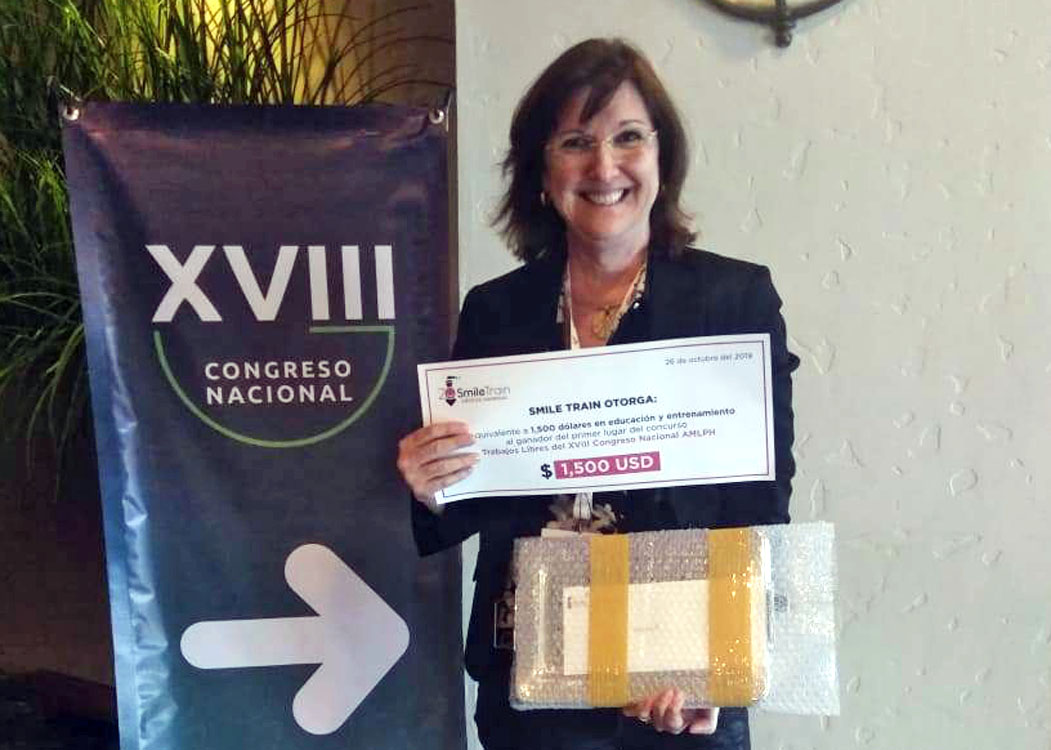 Pesquisadores da USP-Bauru recebem dois prêmios em congresso no México