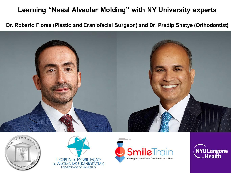 (Português do Brasil) Curso Learning 'Nasal Alveolar Molding'