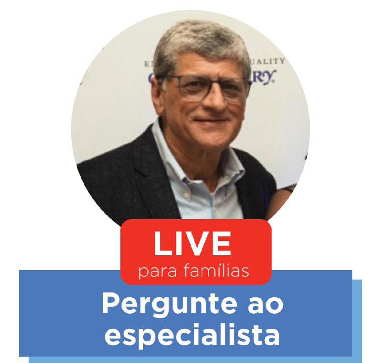 Live: Professor Nivaldo Alonso aborda cirurgia e tratamento de fissura labiopalatina em jovens e adultos