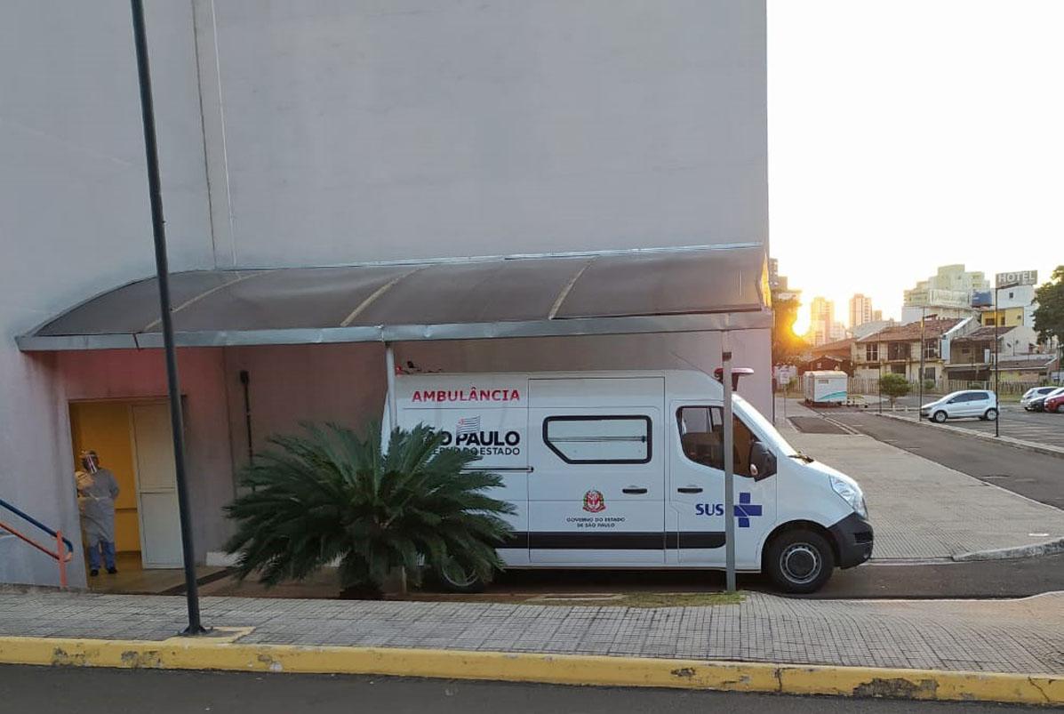 (Português do Brasil) Hospital das Clínicas da USP-Bauru inicia atividades