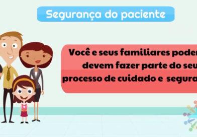 (Português do Brasil) Vídeo: Segurança do paciente em serviços de saúde