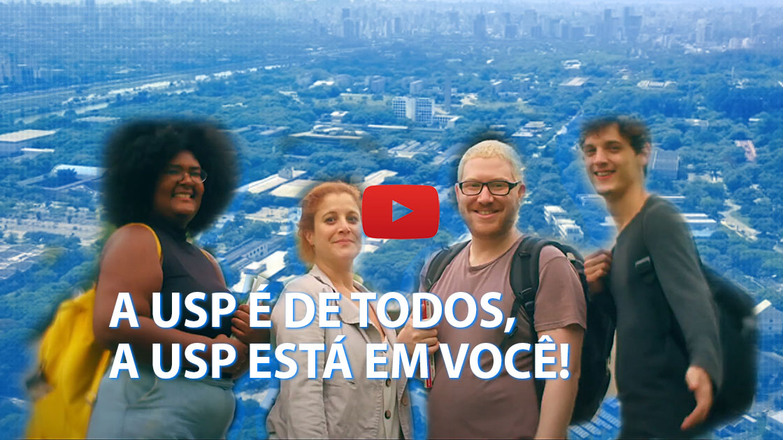 Universidade lança novo vídeo institucional