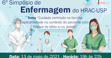 (Português do Brasil) <strong><em>6º Simpósio de Enfermagem • Semana da Enfermagem do HRAC-USP • 13 de maio de 2021</em></strong>